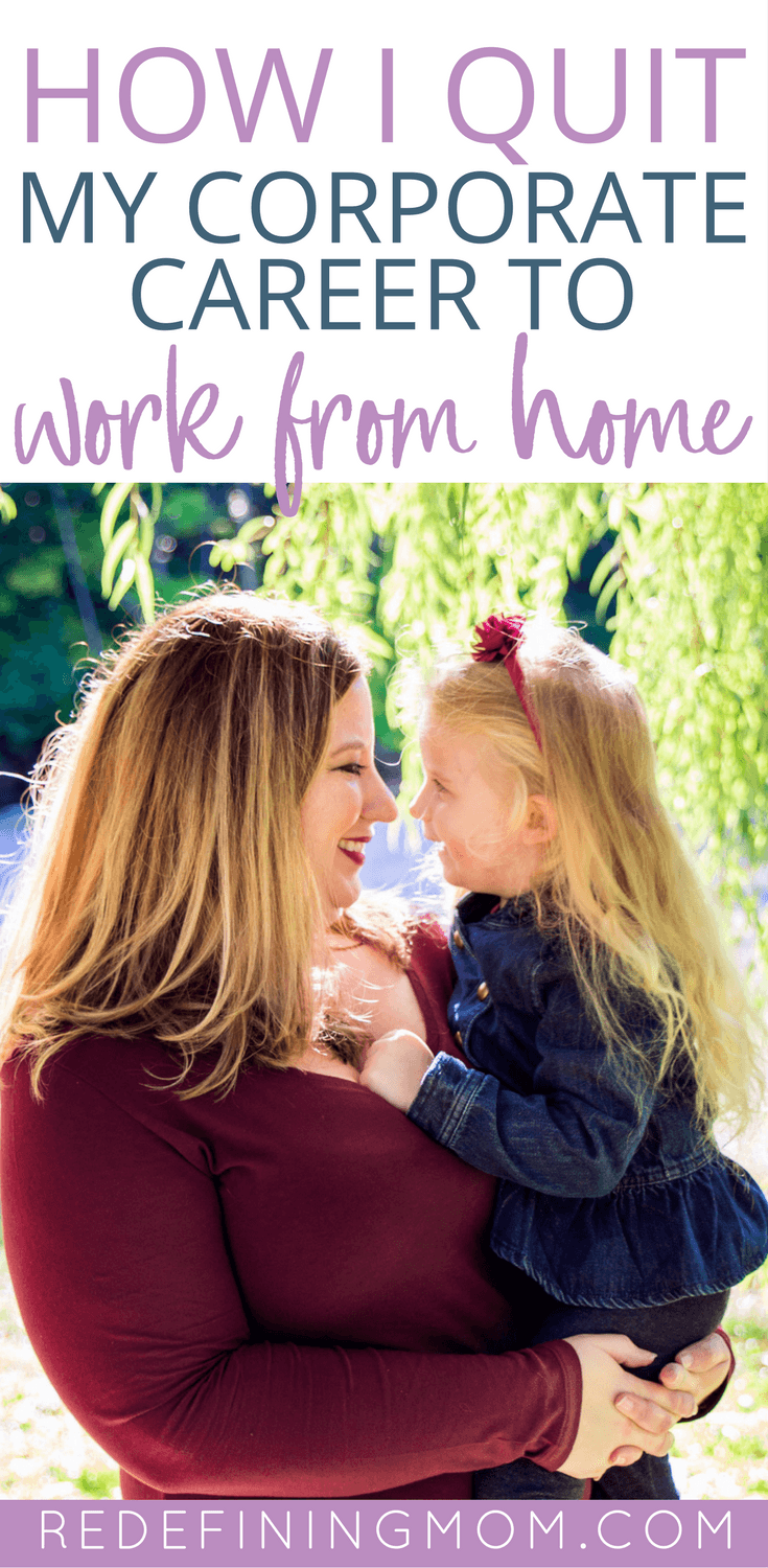 Learn more about Monica Froese of Redefining Mom! She is a working mom & online entrepreneur helping moms build thriving online businesses. Learn how to start a blog, make money from home, and start an online business.