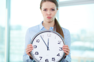 Time Equals Productivity in Corporate America