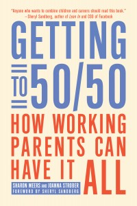 Getting to 50/50 Book Excerpt