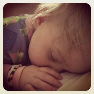 Lydia Sleeps