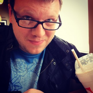 Chick-fil-A Milkshake
