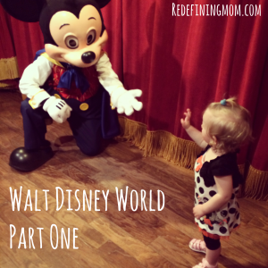 Walt Disney World: Part One