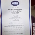 My Visit to The White House for Working Families