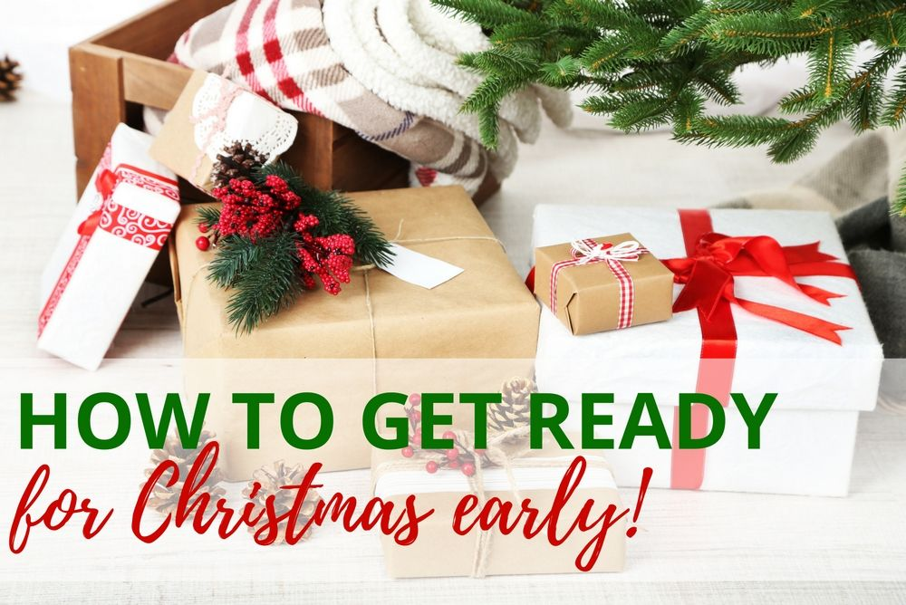 Life is busy and Christmas is a time we should be relaxed and enjoying time with family. That can be hard when you have so much to do. Download the google spreadsheet that I use to get organized for Christmas two months ahead of time and learn how to prepare for Christmas early.