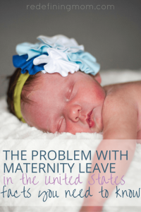 Maternity leave in the United States is unpaid. FMLA only protects 40% of women in the US and there is no federal paid maternity leave. Learn important facts and tips about maternity leave.