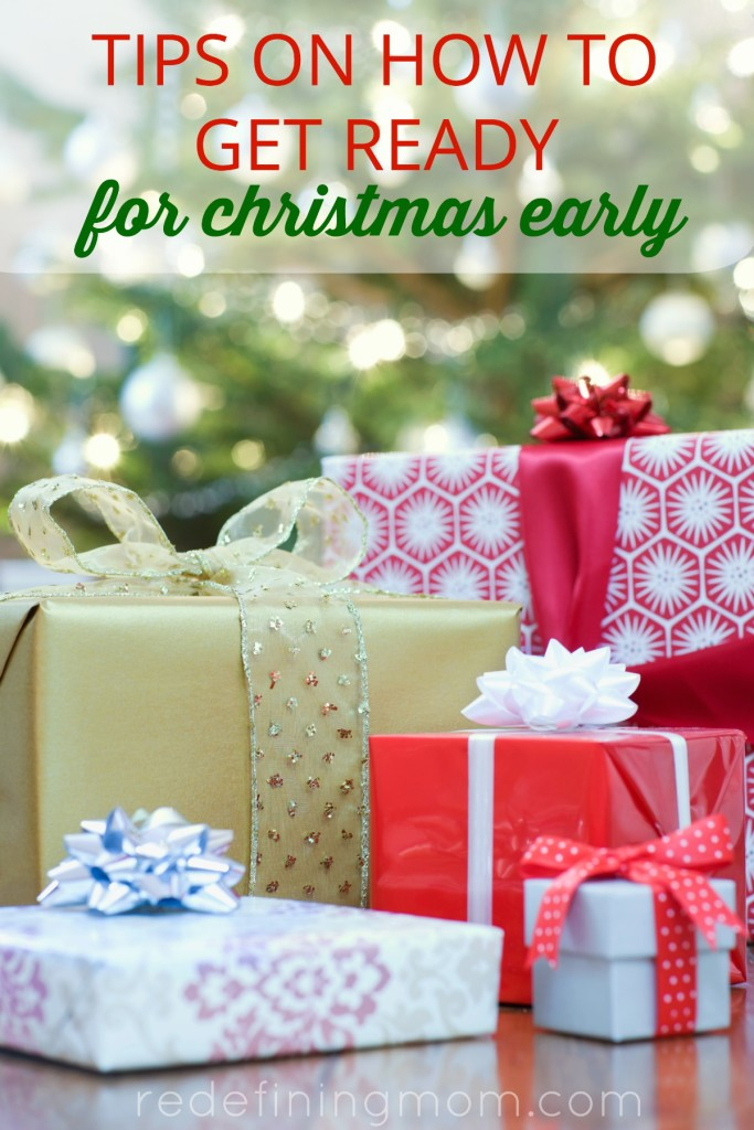 Get ready for Christmas early by creating a detailed list of everything you need to get done in Google Drive. I'll show you my method for success.