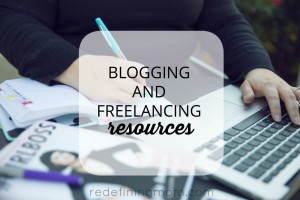 Setting up a business is hard work. I've compiled my favorite blogging and freelancing resources to make it easier for you!