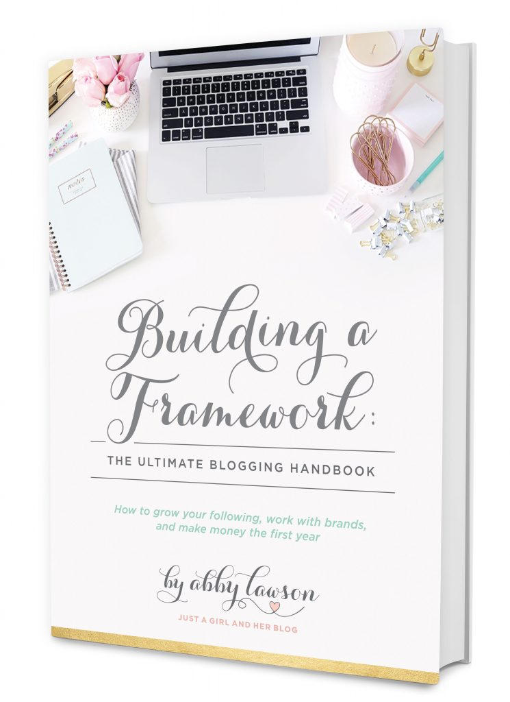 building a framework by abby lawson