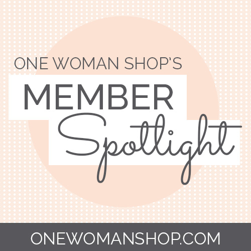 One Woman Shop Spotlight: Building an Online Business as a Working Mom