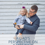 Sponsored: Father's Day is around the corner, I invited my husband to share why in parenting it's all worth it! Read what he thinks plus enter your child's photo for a chance to be chosen as their picture of the week on Gerber's website!