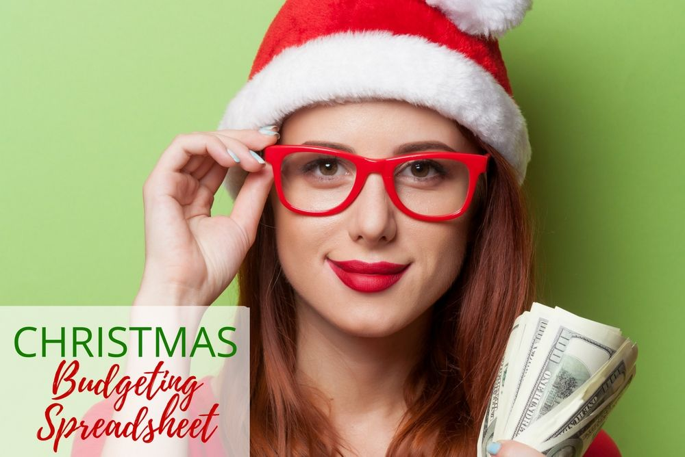 The Christmas Budget Spreadsheet is here! The holiday season is the PERFECT time to get your finances in order! Wouldn't it be nice to enter the new year with a budget and financial plan that enables you to meet your financial goals?