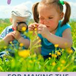 As parents, we all struggle with how to make the most of playtime with our kids. There are a lot of distractions we face and sometimes it's hard to slow down and appreciate the time we have with our children. Here are 7 strategies to help you make the most of playtime!