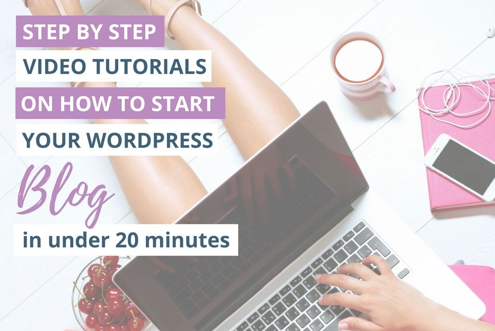 Build Your Brand: How to Start a Blog in 20 Minutes