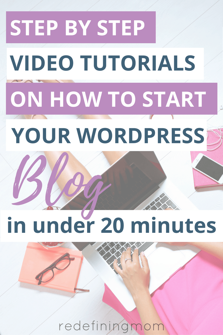 Learn how to start a blog in under 20 minutes with inMotion. Build your brand by starting your website. Follow my simple video tutorials to get started. Start a blog to make money / start a wordpress blog / start a blog for free / how to start a blog for beginners / start a mom blog / start a blog in 2017 / start a blog in 10 minutes / start a website business