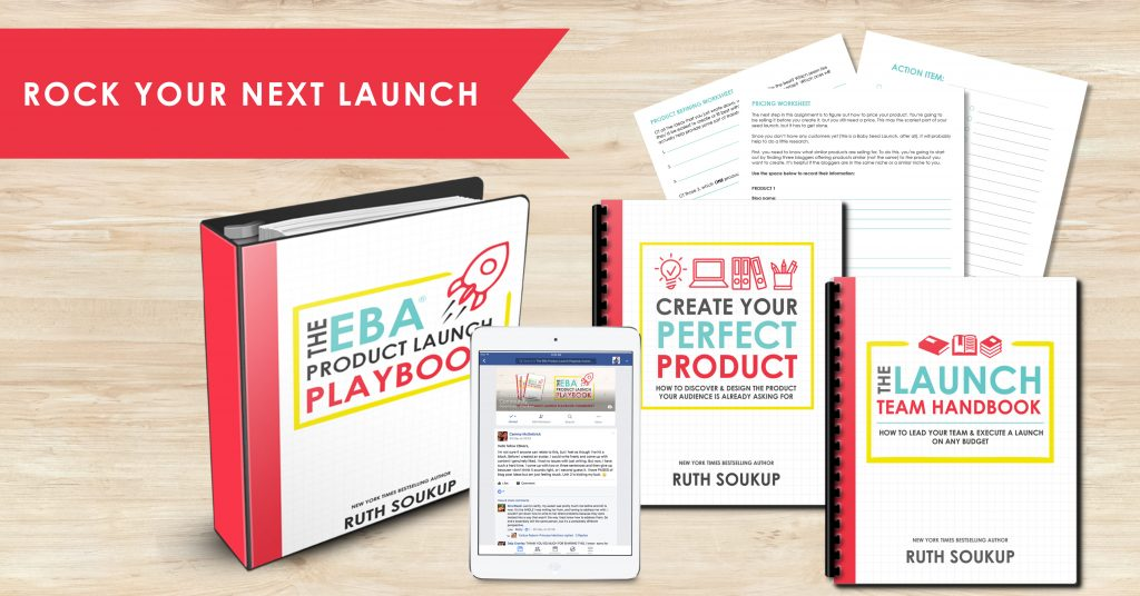 EBA Product Launch Playbook How I make a full-time income online with Elite Blog Academy. Start a blog to make money / start a wordpress blog / start a blog for free / how to start a blog for beginners / start a mom blog / start a blog in 2017 / start a blog in 10 minutes / start a website business