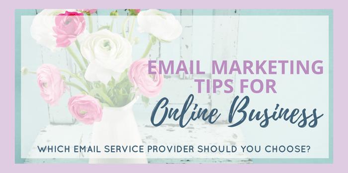 Email Marketing Tips for Online Business (MailChimp vs. ConvertKit)