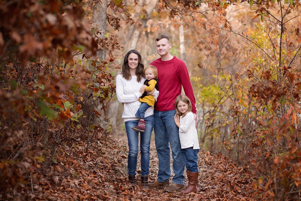 Mom Spotlight on the Farris Family