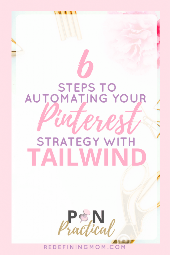 6 Steps to Automating Your Pinterest Strategy with Tailwind. Pin Practical Masterclass is a Pinterest course for bloggers and entrepreneurs. Learn how to drive blog traffic and grow your email list with Pinterest. Pinterest marketing strategies for bloggers and Pinterest email list building tips. Most affordable and best Pinterest marketing course for bloggers out there!