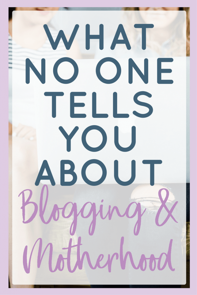 Can moms make a full-time income from blogging while working less than part-time hours? I'm diving deep into the truth behind blogging and motherhood and what no one else is telling you. How to make money blogging, how to make money from home, how to start a mom blog.