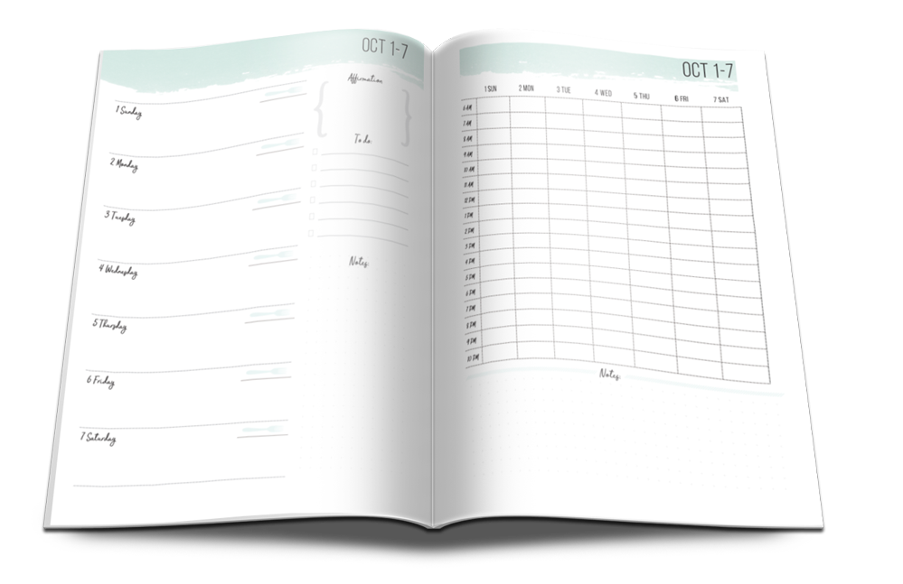 meal planning for busy moms planner