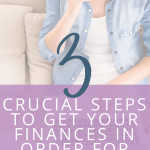 Staying on top of your blog finances is an important part of running an online business. Learn how to keep track of your small business bookkeeping and the steps you need to take right now to get them in order. Small business bookkeeping tips | Small business bookkeeping templates | Blogging expenses free printables