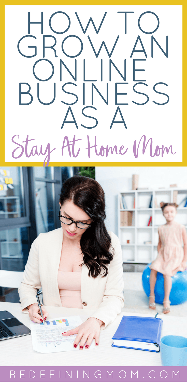 Starting a business and working from home with kids is a tough hurdle to jump but it can be done.