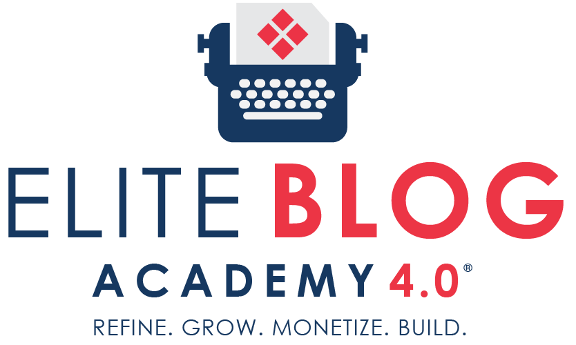 Elite Blog Academy Logo