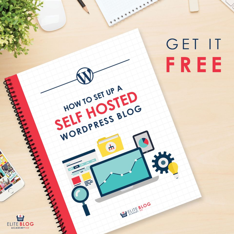 learn how to set up your blog for free with Elite Blog Academy