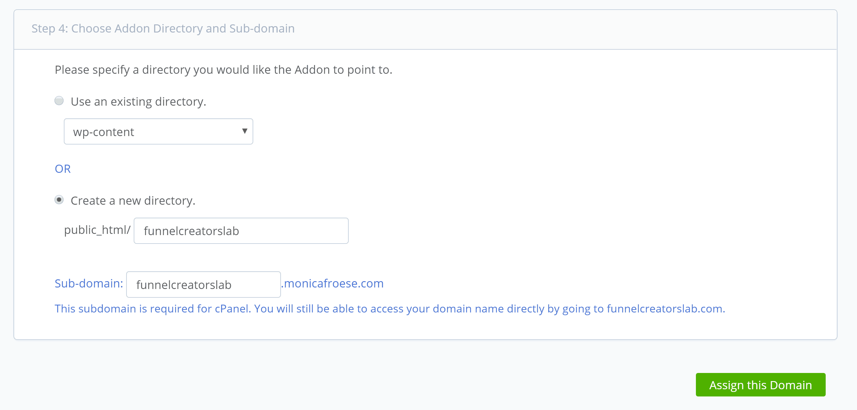 how to add a domain to bluehost with add on domain