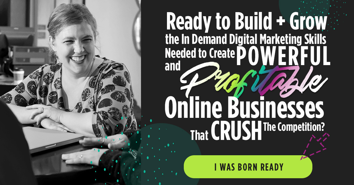 The Digital Gangsta is the most comprehensive digital marketing course available online!