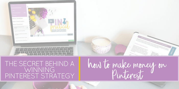 The Secret Behind How to Make Money on Pinterest…it will blow your mind!