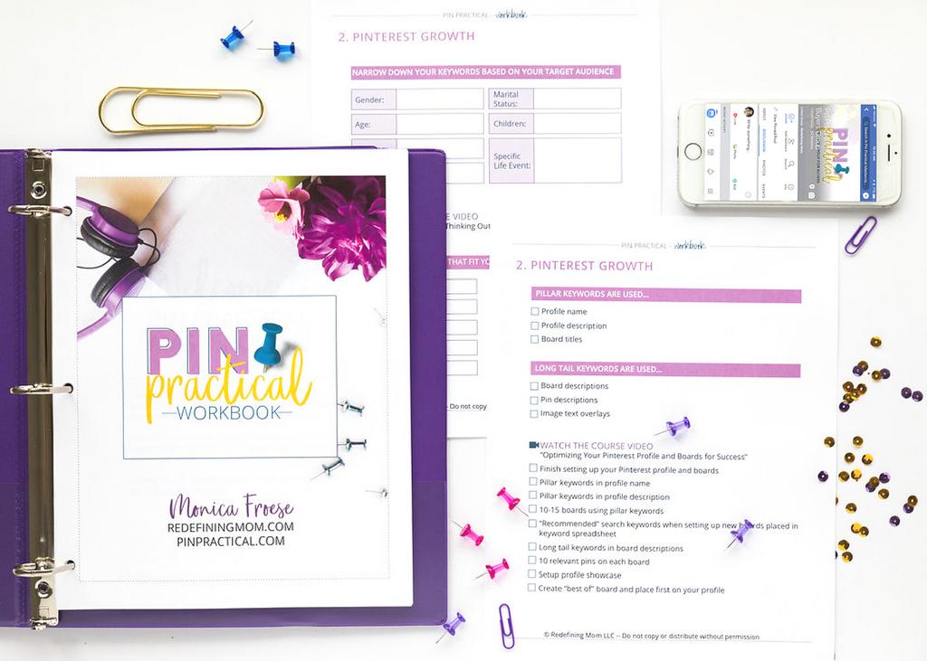 Pin Practical Masterclass Workbook