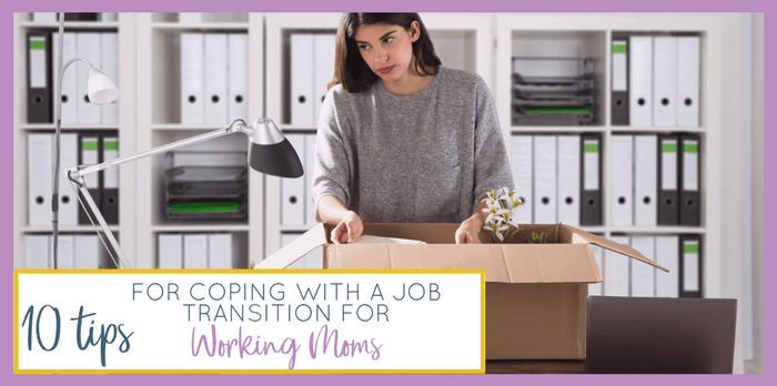 Learn how to cope with job transition with a little bit of career advice when the worst or best happens!