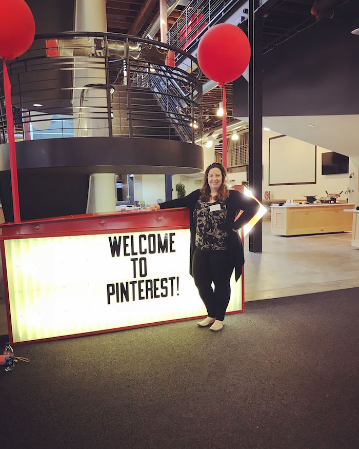 Monica Froese from Redefining Mom visits Pinterest and learns all the newest Pinterest marketing strategies