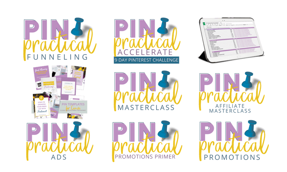 Pin Practical Products How to Implement a Successful Pinterest Strategy 8 Resources to Help You Succeed on Pinterest
