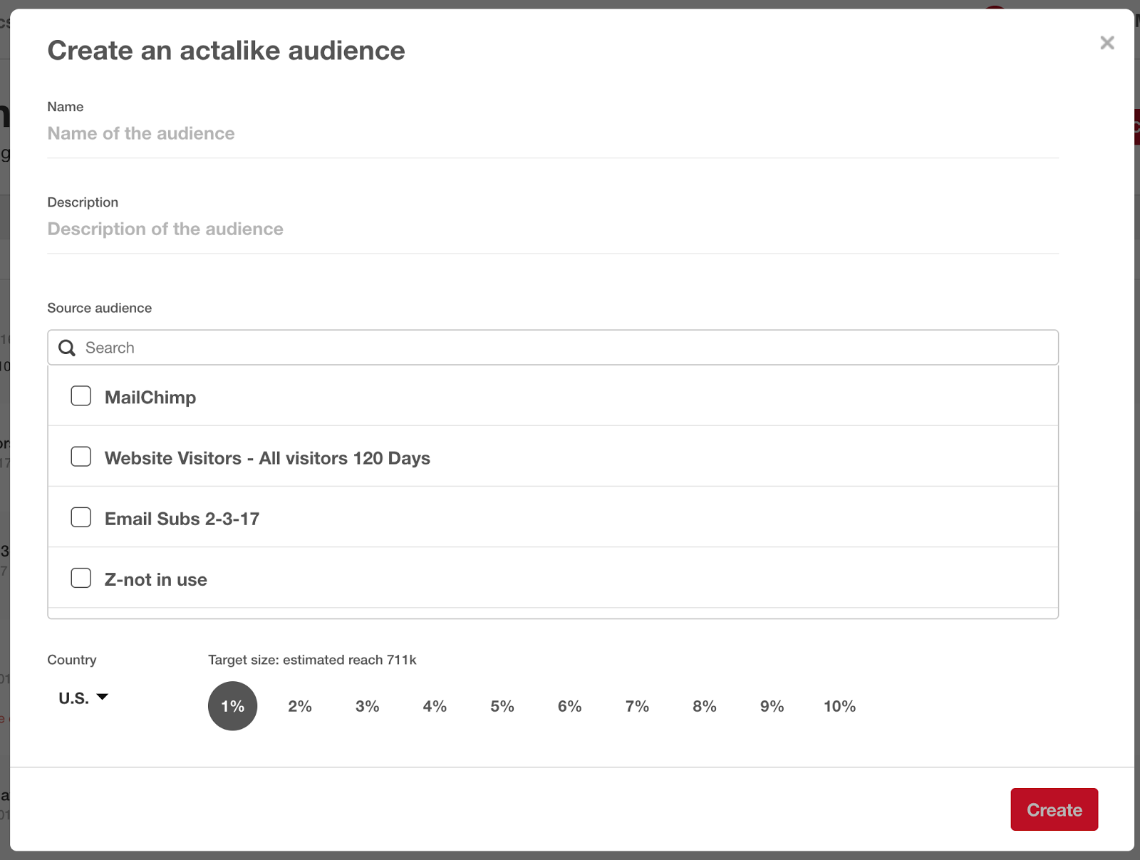 How to Set Up Your Pinterest Actalike Audience
