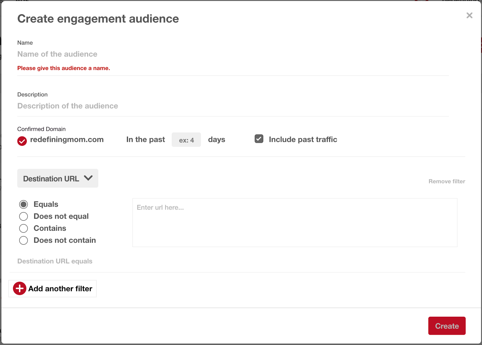 How to Set Up Your Pinterest Retargeting Audience of Engaged Users