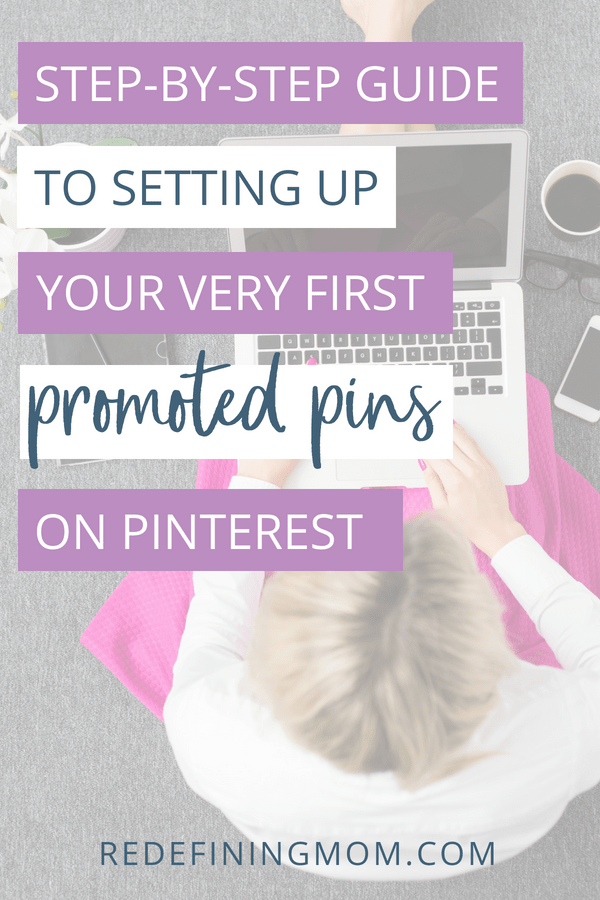 Curious about how much Pinterest ads cost? Not a lot! Learn how to advertise on Pinterest by following my step-by-step guide for setting up your first promoted pin campaigns.