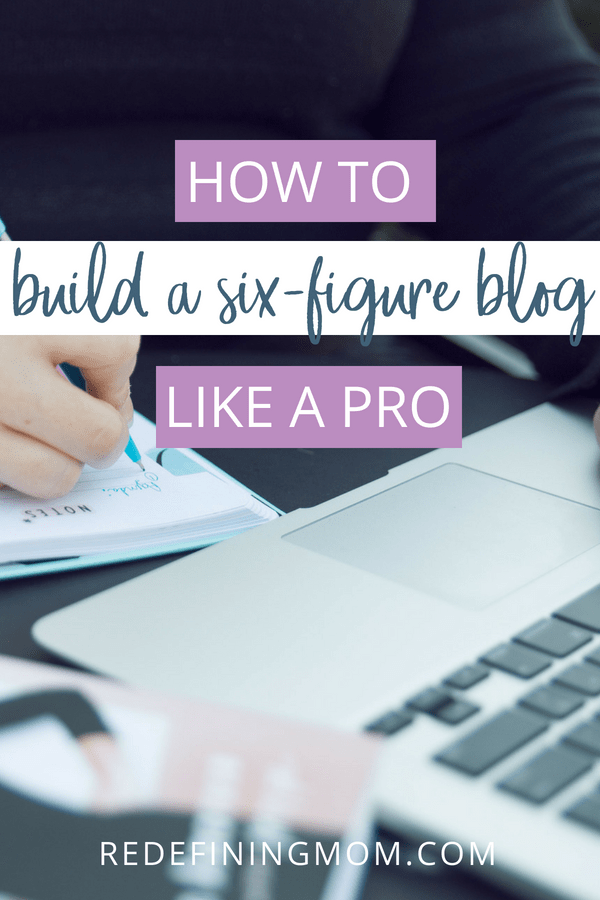 Want to build a six-figure blog? You can create a successful online business! I interview 17 six-figure bloggers about how to make money blogging.