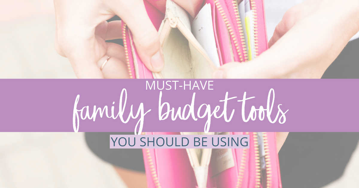 5 family budget tools you should be using redefining mom