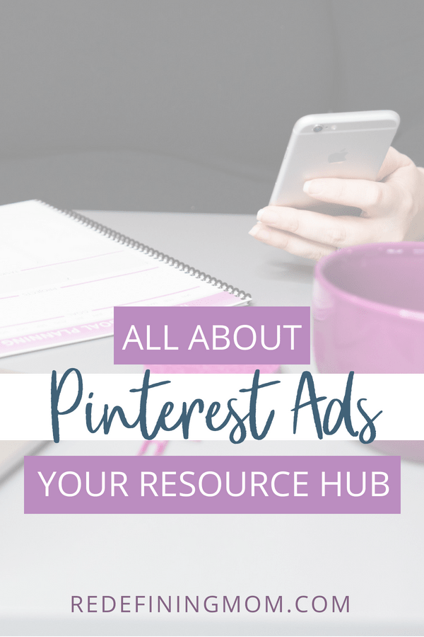 Everything you need to know about running successful Pinterest ads in your business. Your one-stop resource hub for the best Pinterest ads campaign advice!