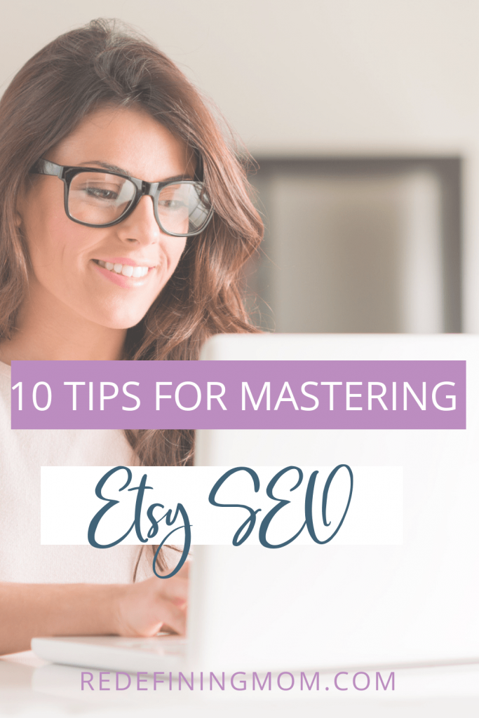 Over years being an Etsy shop owner and growing to six-figure sales, I've learned a thing or two about mastering Etsy SEO. Here's how to get found in Etsy search and start making money online.