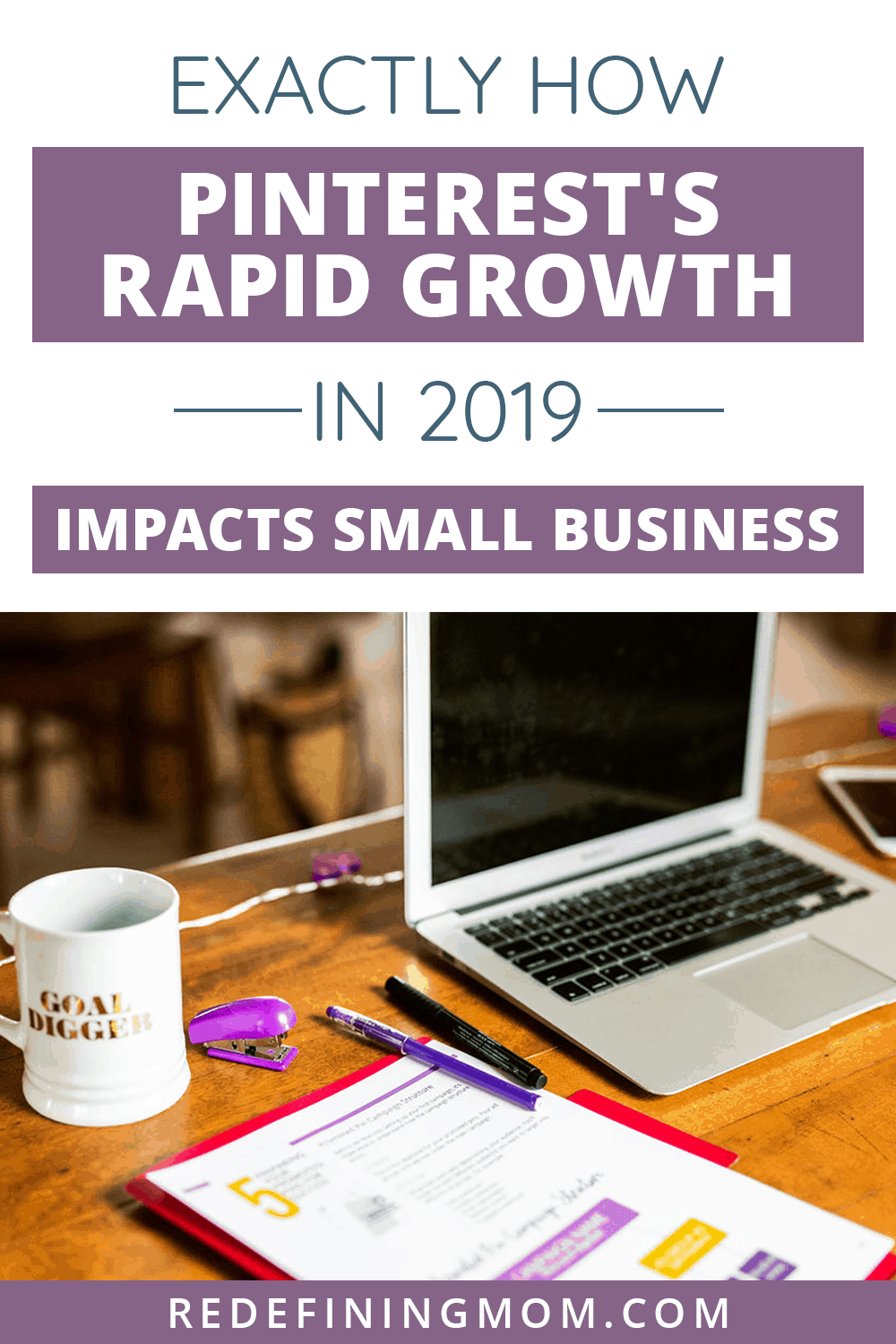 how pinterest growth in 2019 affects small business owners