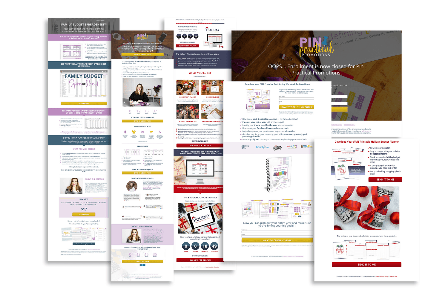 LeadPages Funnel Templates